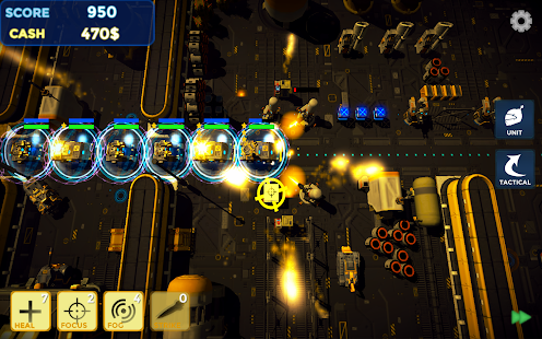 Last Convoy - Tower Offense Screenshot