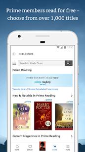 Amazon Kindle v8.39.0.100(1.3.237316.0) APK 3