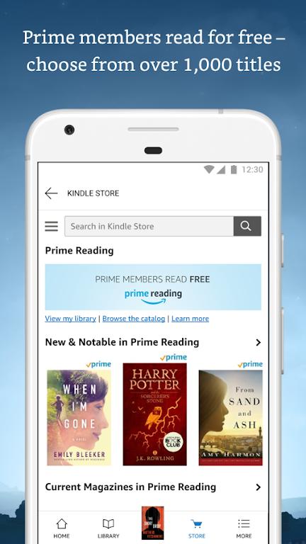 Amazon Kindle  poster 2