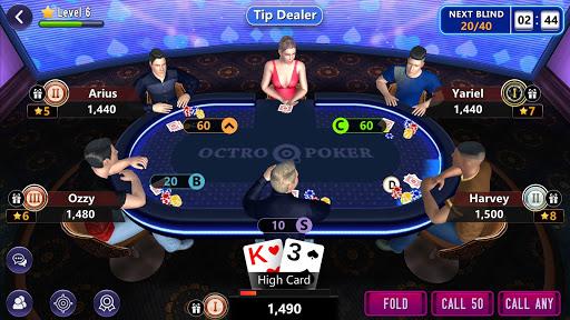 Octro Poker: Live Texas Holdu2019em Poker Game Online screenshots 7