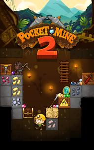 Pocket Mine 2 MOD Apk 4.2.0 (Unlimited Money) 1