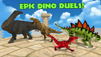 Dinosaur Battle Arena: Lost Kingdom Saga