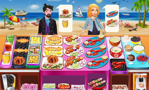 Cooking Max - Mad Chefu2019s Restaurant Games 1.7.5 de.gamequotes.net 5