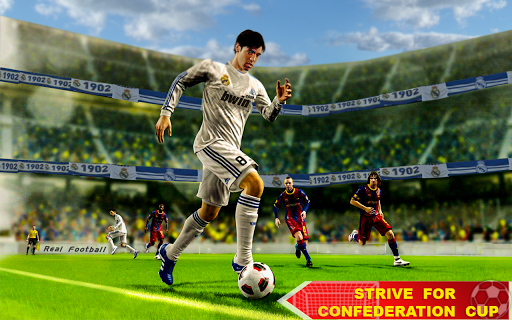 Soccer Football Strike Worldcup Champion League  screenshots 2
