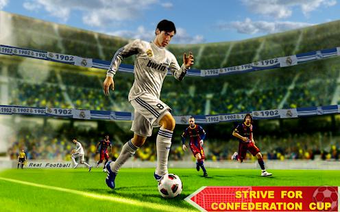Soccer Football Strike Worldcup Champion League 9.0 screenshots 2