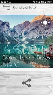 Barometer pro - free 3.8 Screenshots 5