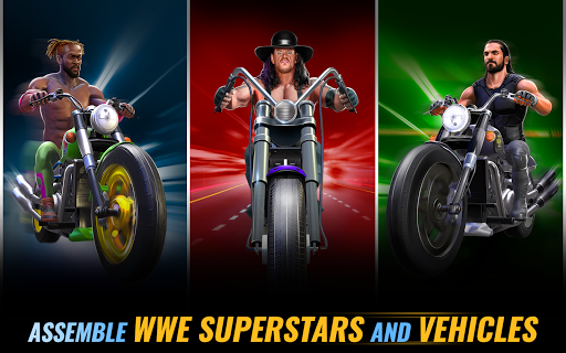 WWE Racing Showdown 1.0.137 Screenshots 12
