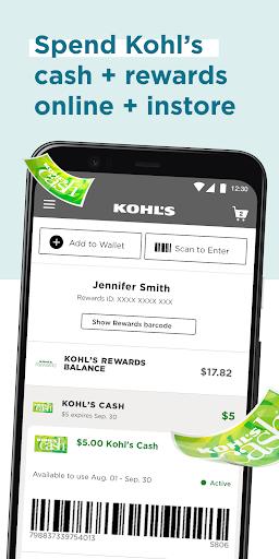 Kohl's - Online Shopping Deals, Coupons & Rewards apktram screenshots 3