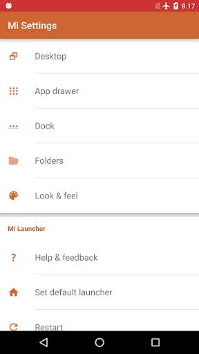 Mi Launcher  Screenshots 4