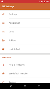 Mi Launcher APK Download For Android 4