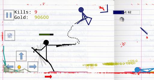 Stickman Physics Battle Arena  screenshots 10
