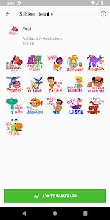 AsliStickers - Indian Stickers - WaStickerApps Screenshot