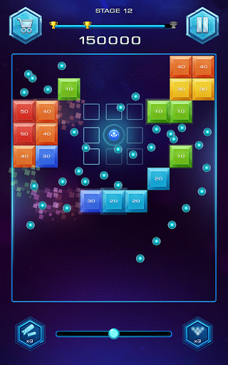Ball Crusher: Free Brick Breaker - Blocks Puzzle 1.7 screenshots 5