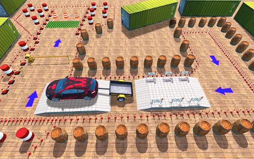Car Parking Challenge 2019- Trailer Parking Games apkdebit screenshots 5