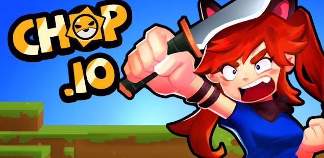 Chop.io:PVP Battle Game