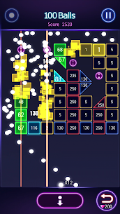 Bricks Breaker Hit MOD APK (UNLIMITED DIAMONDS) 5