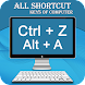 Computer Shortcut Keys : Software Shortcut Keys - Androidアプリ