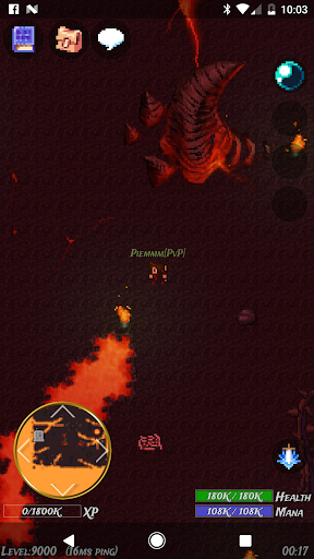 WinterSun MMORPG (Retro 2D) apkpoly screenshots 3