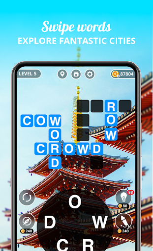 Wordwise - Word Puzzle, Tour 2020 1.3.2 screenshots 2