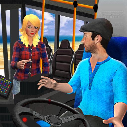 Baixar Bus Simulator: City Coach Bus driving - Bus Game para Android