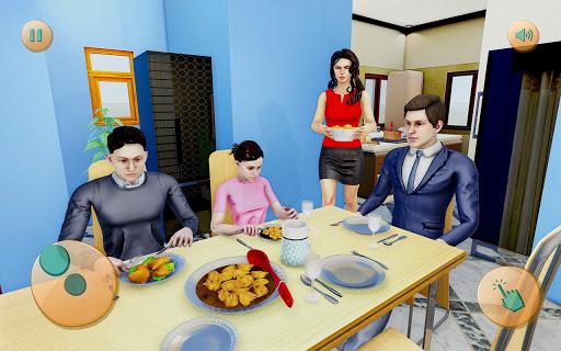 Dream Mother Simulator: Happy Family Life Games 3D screenshots 9