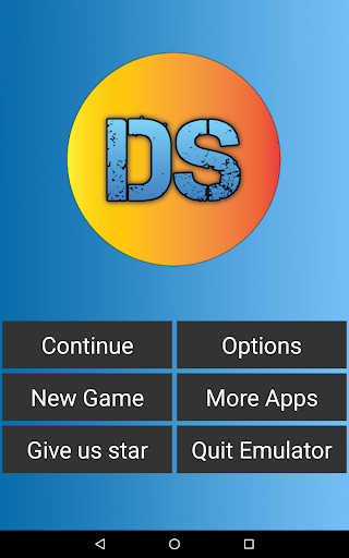 Free DS Emulator - For Android pb1.0.3 Screenshots 1