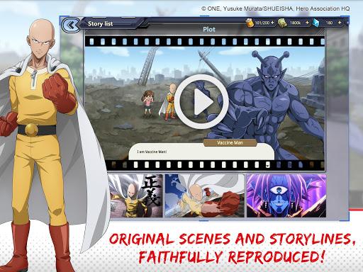One-Punch Man: Road to Hero 1.8.0 Screenshots 3