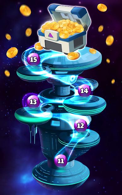 Screenshot 15 de Bola bang disparador de burbujas para android
