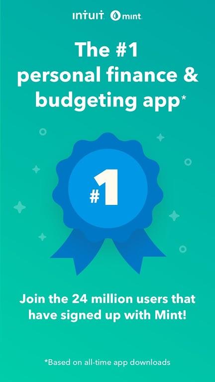 Mint: Budget, Bills, & Finance Tracker  poster 0
