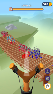 Throw and Defend MOD APK 1.0.55 (Unlimited Money) 2
