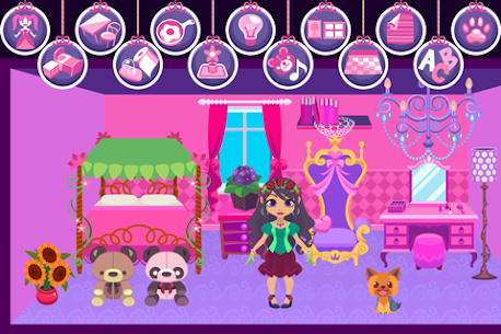 My Princess Castle – Doll and Home Decoration Game 1