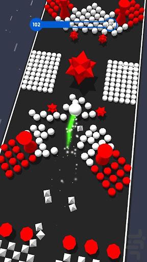Color Crush 3D: Block and Ball Color Bump Game 1.0.4 screenshots 4