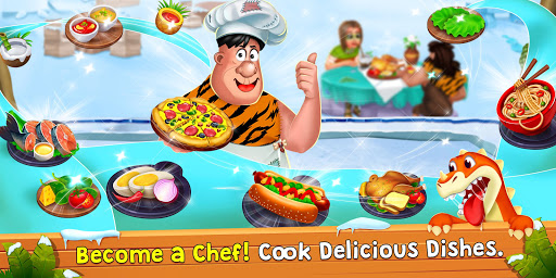 Cooking Madness: Restaurant Chef Ice Age Game 4.0 screenshots 5