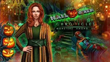 Hidden Object Halloween Chronicles 1 Free To Play