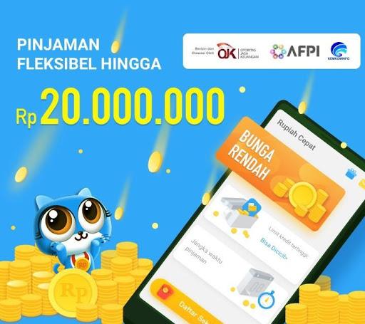 Rupiah Cepat- Pinjaman Uang Tunai Kredit Dana Cash