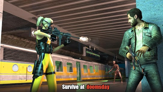 Call of Dead MOD Apk 2.4.4 (Unlimited Money) 1