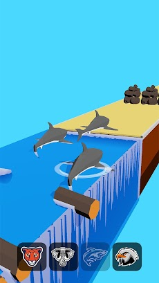 Animal Transform Race: Epic Race 3Dのおすすめ画像4