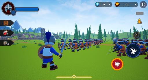 Télécharger Gratuit Barbarian Invasion APK MOD (Astuce) screenshots 1