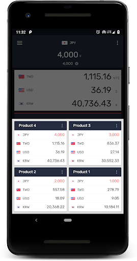 Currency: u2708ufe0fExchange rates, Travel accounting&tags 4.3.24 Screenshots 8