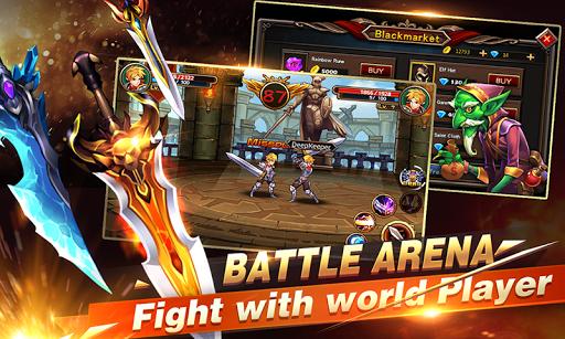 Brave Knight: Dragon Battle 1.4.3 Screenshots 11