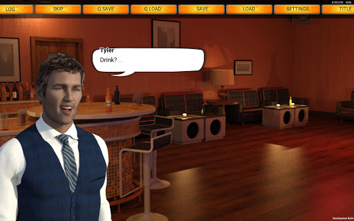 Foto do Crossing Forbidden Lines Interactive Choice Story