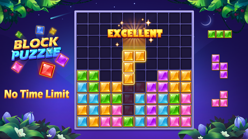 BlockPuz Jewel-Free Classic Block Puzzle Game 1.2.2 screenshots 6
