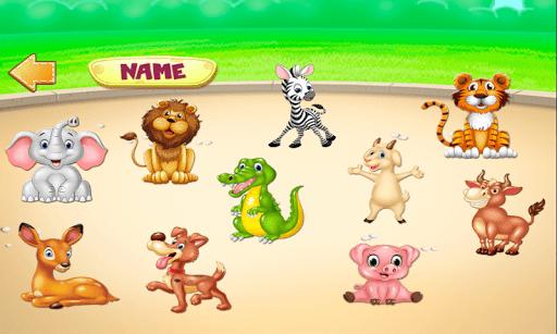 kids learning game - preschool child activities screenshot 3