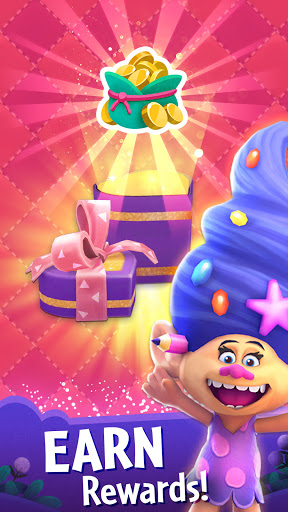DreamWorks Trolls Pop: Bubble Shooter & Collection  screenshots 7