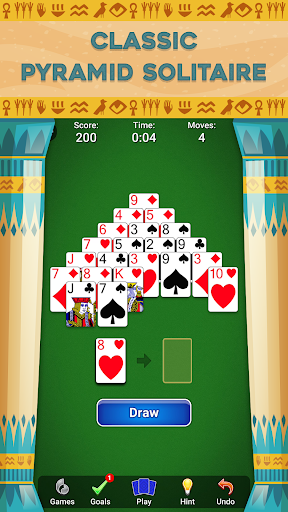 Pyramid Solitaire 3.8.0.2794 screenshots 1