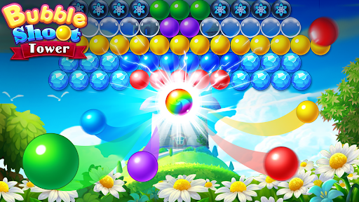 Bubble Tower Legend - Bubble Shooter Magic Pop Apkfinish screenshots 4