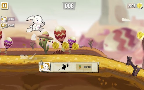 Sweet Meat Rush Screenshot