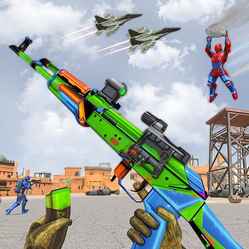 Robot Fps Shooting Games u2013 Fps Counter Strike Game 1.0.9 Screenshots 5