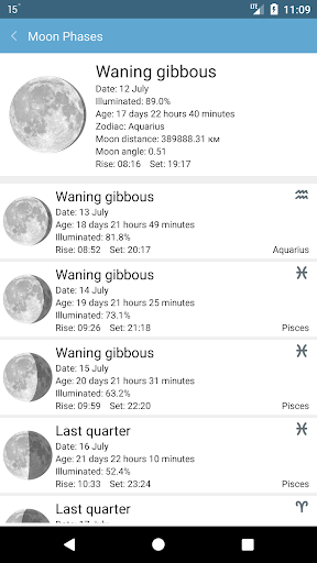 Weather Mate (Weather M8) 1.6.7 Screenshots 6