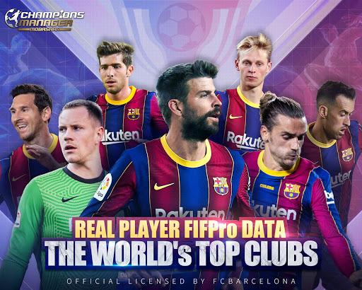 Champions Manager Mobasaka: 2021 New Football Game  Screenshots 6